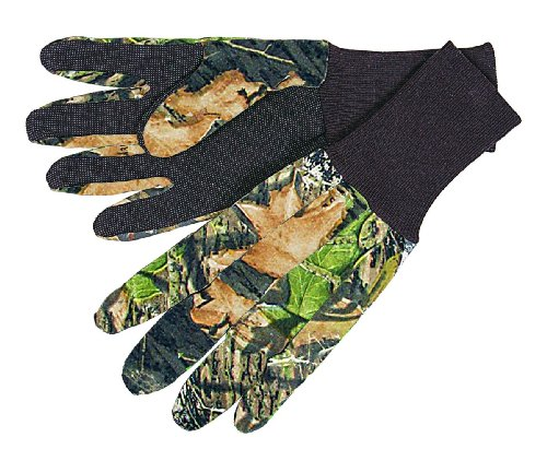 Allen Jersey Touchscreen Compatible Hunting Gloves, Mossy Oak Break-Up Country