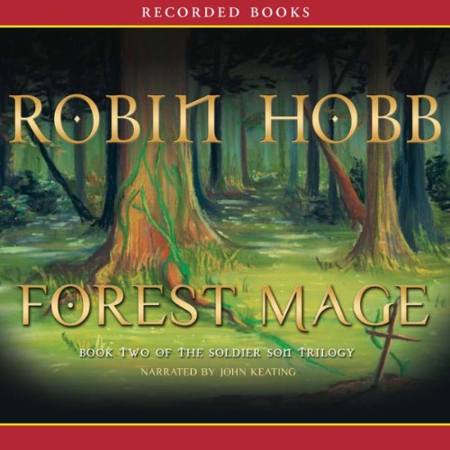 Page de couverture de Forest Mage