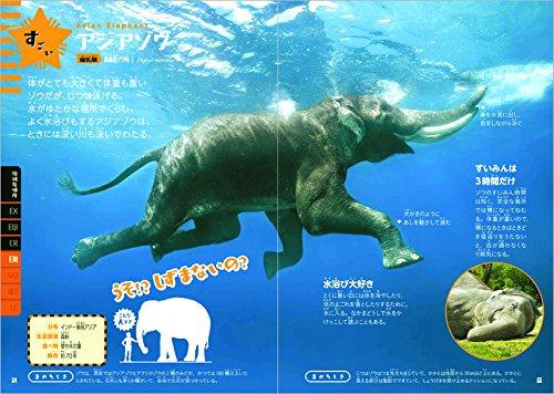 ふしぎな世界を見てみよう!すごい動物大図鑑