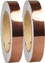Tingz 2 rollen 50 Meter Rose goud Zelfklevende Stickers Waterdichte Tegel Wandtegel,Tegel Muur Tegel ruimte Afdichting str...