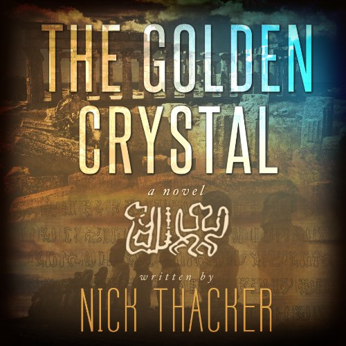 The Golden Crystal audiobook cover art