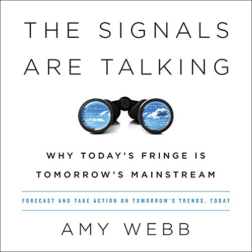 The Signals Are Talking audiobook cover art