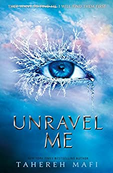 Book's Cover of Unravel Me (Shatter Me Book 2) (English Edition) Versión Kindle