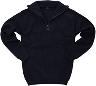 Elbe Team Troyer Pullover Oliv 3766 marine Seemannspullover Arbeitspullover Sweater