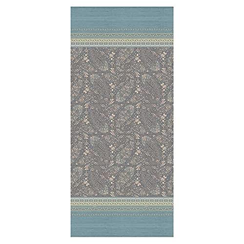Bassetti Granfoulard Überwurf für Sofas aus Baumwolle, verschiedene Nutzungen (Tagesdecke, Picknickdecke, Vorhang, Tischdecke)   Größe (P. von Spanien - G1, 270 x 270 cm)