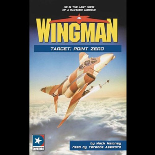 Wingman #12 audiobook cover art