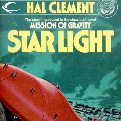 Star Light audiobook cover art