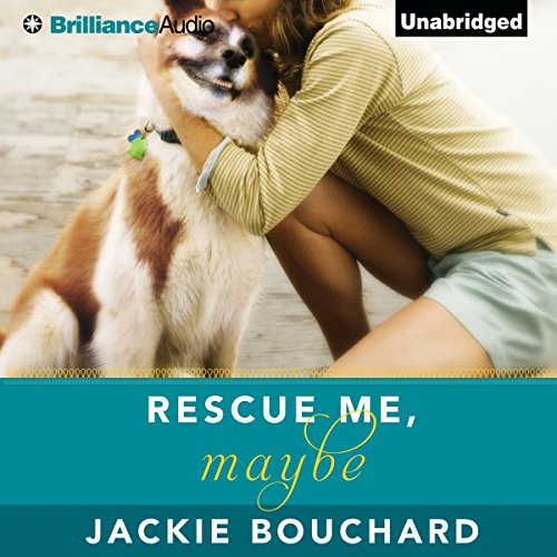 Rescue Me, Maybe audiobook cover art