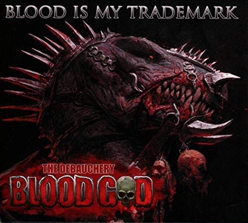 Blood God: Blood Is My Trademark (Ltd.Digipak) (Audio CD (Limited Edition))