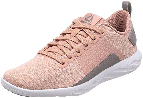 Reebok Damen Astroride Walk Trekking-& Wanderhalbschuhe, Pink (Chalk Pink/Powder/White 000), 38.5 EU