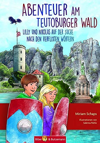 Abenteuer am Teutoburger Wald: Lilly und Nikolas auf der Suche nach den verflixten Wörtern