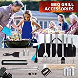 Zoom IMG-2 migaven set barbecue accessori 110pcs