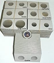 10 holders only L@@K L@@K 2x2 Coin Holders for Dimes Nickels /& Pennies