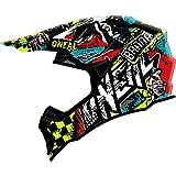 O'NEAL | Casco Motocross | Bambini | MX Enduro | Guscio ABS, Standard di sicurezza ECE 22....