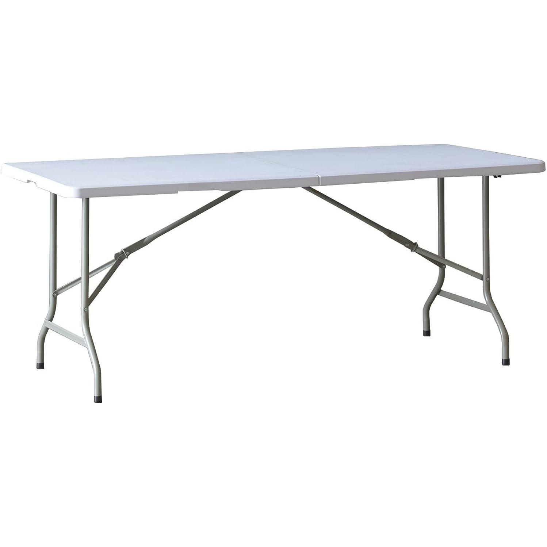 ヒステリック国勢調査家族FIELDOOR ワークテーブル 作業台 作業テーブル 全2色 折りたたみ式 幅180cm 耐荷重120kg 作業デスク 作業机