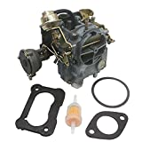 KIPA Carburetor For Rochester 2GC 2 Barrel Type Chevy 5.7L 350 6.6L 400 Engines B60 Blazer C10 C20 C30 C50 C60 C70 Camaro Caprice Chevelle Corvette G10 G20 G30 K10 K20 K30 P10 P20 P30 Malibu