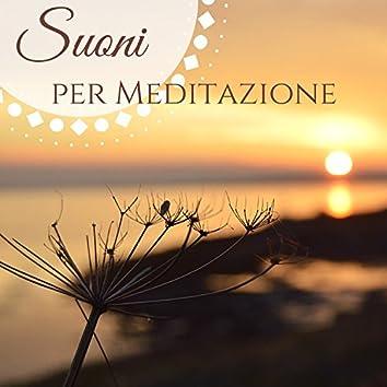 Suoni per Meditazione - Musica Antistress per Meditazione Trascendentale