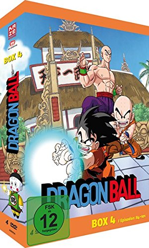 Dragonball - TV-Serie - Vol.4 - [DVD]
