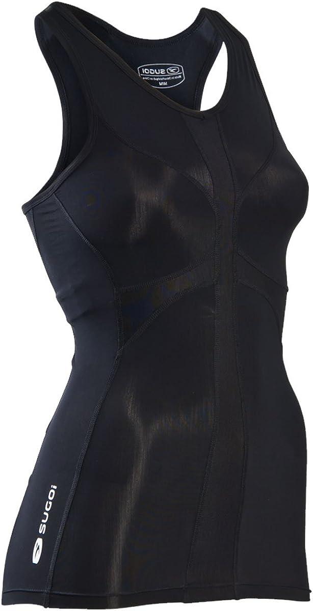 Sugoi Women's Year-end gift Piston Tri Regular discount Tank Top Pocket