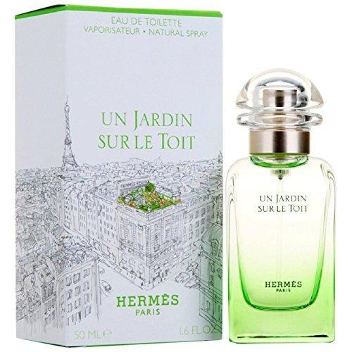 Hermes Un Jardin Sur Le Toit Eau De Toilette Spray 50ml