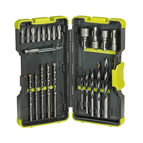 Ryobi RAK30MIX - Set 30 accesorios para perforar y atornillar