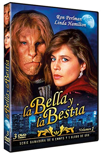 La Bella y la Bestia (Beauty and the Beast): Volumen 1 [DVD]