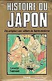 Histoire du Japon: Des origines au début du Japon moderne
