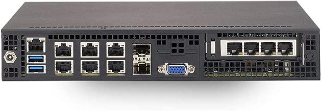VMware Certified - Supermicro SYS-E300-9D-8CN8TP for virtualization w/Intel Xeon D-2146NT 8 Core Processor (128GB ECC RDIMM, 256GB M.2 NVMe and 1TB 2.5