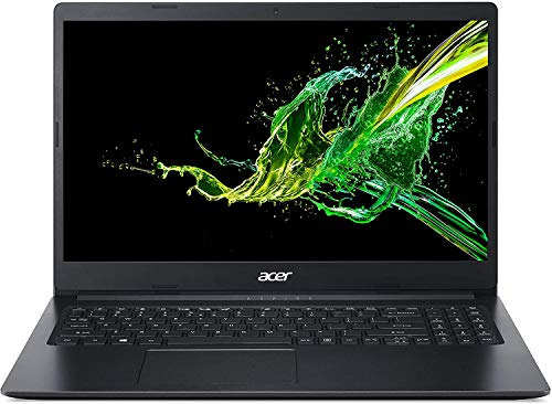 Newest Acer Aspire 1 15.6' FHD Laptop for Business and Student, Intel Celeron N4020(Upto 2.8 GHz), 4GB RAM, 64GB eMM+256GB Micro SD, Up 10-Hours Battery Life, Microsoft 365 Personal, Win10+Allyflex MP