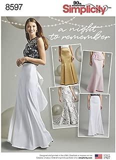 Best fishtail wedding dress sewing pattern Reviews