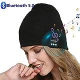 Sminiker Bluetooth Beanie Hat V5.0 Unisex Wireless...