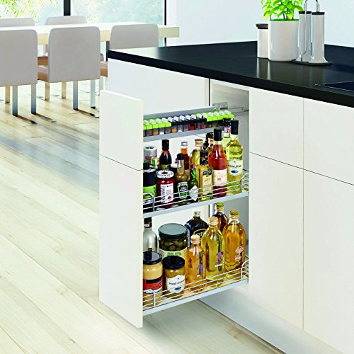 SO-TECH® COMFORT II Vollauszugsrahmen für den Küchenschrank H: 566 mm rechts