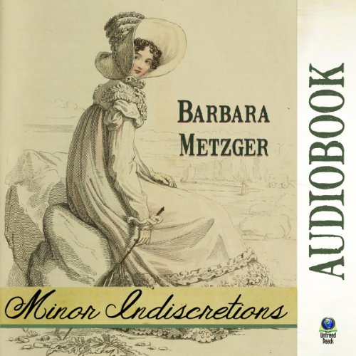 Minor Indiscretions audiobook cover art