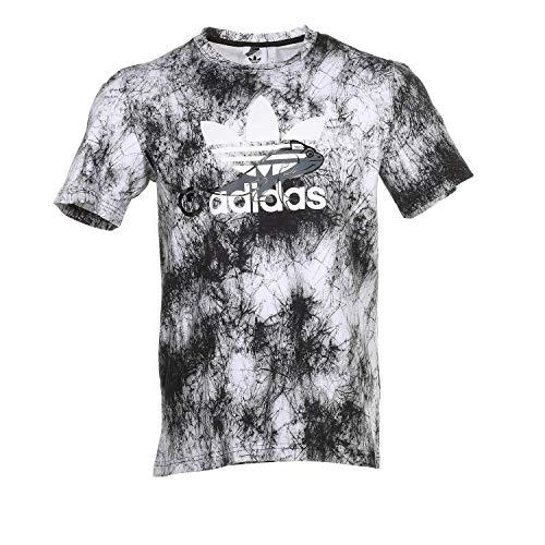 Donna T-SHIRT T SHIRT Tshirt Top Parte Superiore Camicia Basic Print impresso Tokyo