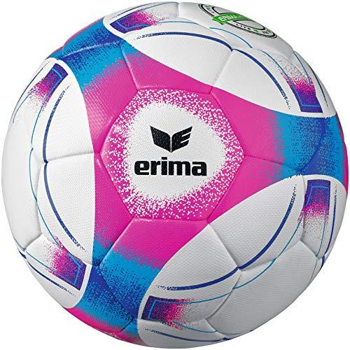 Erima Unisex Jugend Hybrid Lite 290 Fußball, lila/blau, 3
