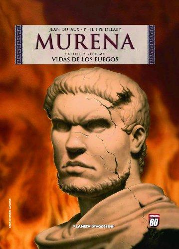 Murena: Vidas de los fuegos (BD - Autores Europeos)