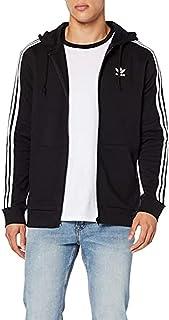 adidas Men's 3-stripes Full Zip Hoodie