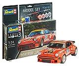 """Revell Modellbausatz Auto 1:24 - Porsche 934 RSR """"Jägermeister"""" im Maßstab 1:24, Level 3, originalgetreue Nachbildung mit vielen Details, , Model Set mit Basiszubehör, 67031 -"""