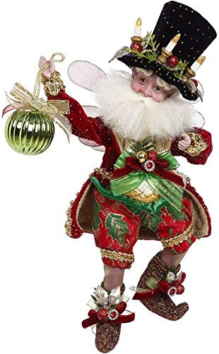 Mark Roberts 2020 Limited Edition Collection The Magic of Christmas Fairy Figurine, Small 11'' - Deluxe Christmas Decor and Collectible