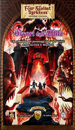 Orrori dall'Aldilà. Four against darkness