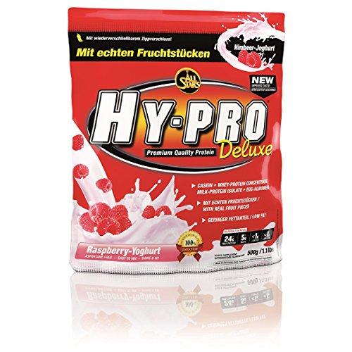 All Stars Hy-Pro Deluxe (500g, Raspberry-Yoghurt)