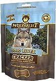 Wolfsblut 4 x 225 g Cracker Cold River con pescado.