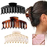 Hair Claw Clips for Thick