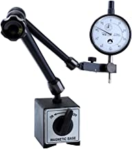 Best magnetic base and dial indicator Reviews
