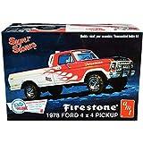 AMT 1978 Ford Pickup 'Firestone Super Stones' 1:25 Scale Model Kit