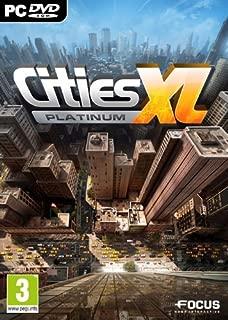 Cities XL Platinum Edition - PC