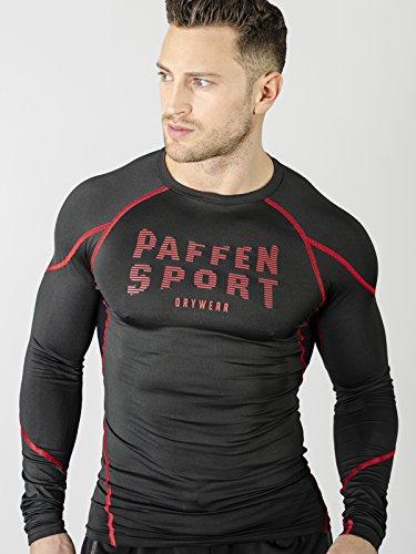 Paffen Sport PRO Performance Compressed Long Sleeve Langarm-Shirt – Größe: M