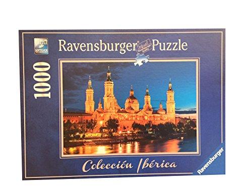 Outletdelocio. Puzzle Ravensburger 88585. Basilica del Pilar. Zaragoza. 1000 Piezas