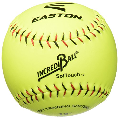 Easton Softouch® Incrediball, Unisex, 1196665, neon, 28 cm