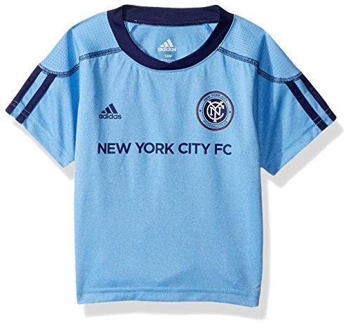 MLS by Outerstuff Infant Primary Call Up Jersey, Bahai Blue, 18 Months